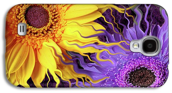 Daisy Yin Daisy Yang Galaxy S4 Case by Christopher Beikmann