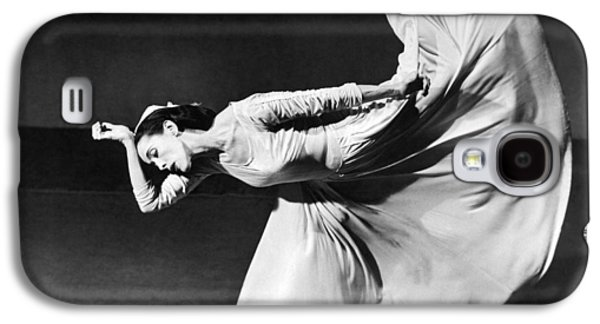 Dancer Martha Graham Galaxy S4 Case by Barbara Morgan