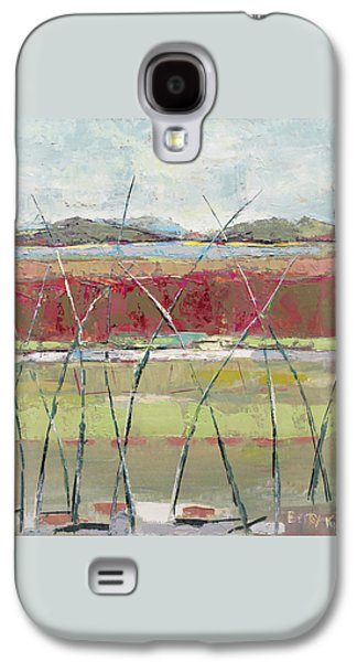 Dancing In The Field Galaxy S4 Case by Becky Kim