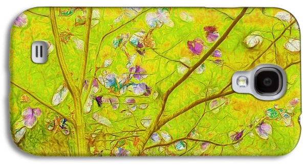Dancing In The Wind 01 - 343 Galaxy S4 Case by Variance Collections