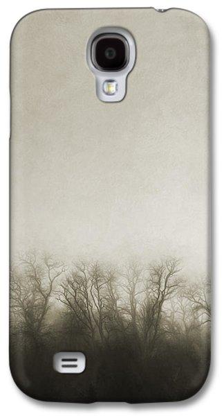 Dark Foggy Wood Galaxy S4 Case by Scott Norris
