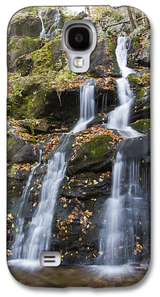 Scenic Drive Galaxy S4 Cases - Dark Hollow Falls Shenandoah National Park Galaxy S4 Case by Pierre Leclerc Photography