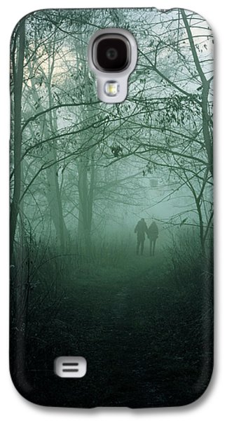 Dark Paths Galaxy S4 Case by Cambion Art