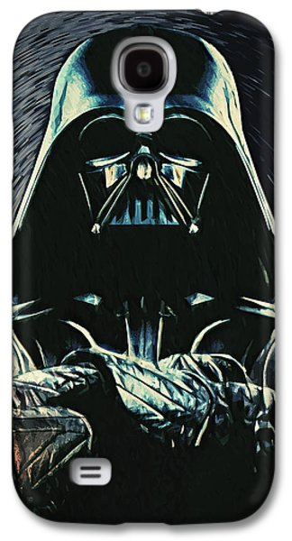 Darth Vader Galaxy S4 Case by Taylan Apukovska
