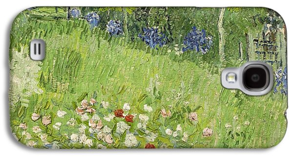 Daubigny's Garden Galaxy S4 Case by Van Gogh