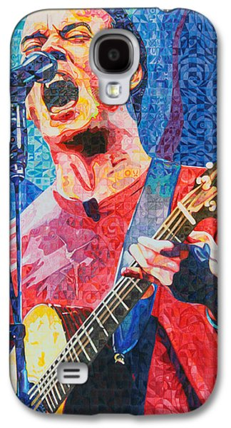 Dave Matthews Squared Galaxy S4 Case by Joshua Morton