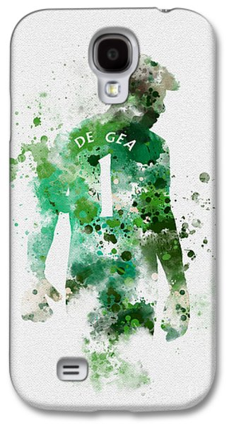 David De Gea Galaxy S4 Case by Rebecca Jenkins