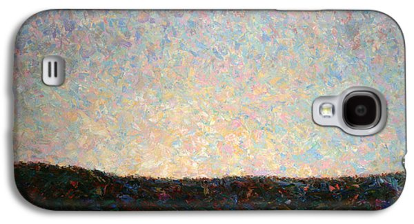 Sky Paintings Galaxy S4 Cases - Dawn Galaxy S4 Case by James W Johnson