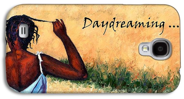 Daydreaming In Haiti Galaxy S4 Case by Janet King