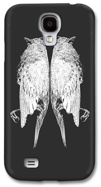 Recently Sold -  - Fantasy Photographs Galaxy S4 Cases - Dead Birds Tee White Galaxy S4 Case by Edward Fielding