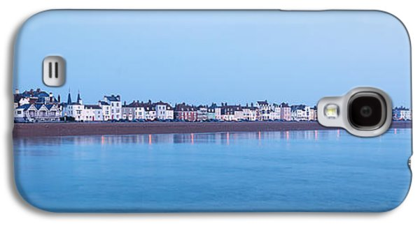 Landscapes Photographs Galaxy S4 Cases - Deal Seafront Galaxy S4 Case by Ian Hufton