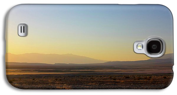 Death Valley -  A Beautiful But Dangerous Place Galaxy S4 Case by Christine Till