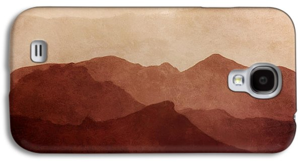 Death Galaxy S4 Cases - Death Valley Galaxy S4 Case by Scott Norris