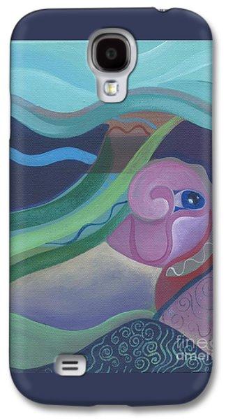 Deep Galaxy S4 Case by Helena Tiainen