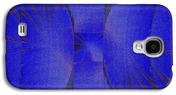 Abstract Digital Digital Galaxy S4 Cases - Deep Skies Galaxy S4 Case by Joshua Moore