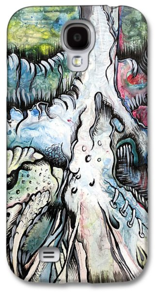 Deeply Rooted IIi Galaxy S4 Case by Shadia Zayed