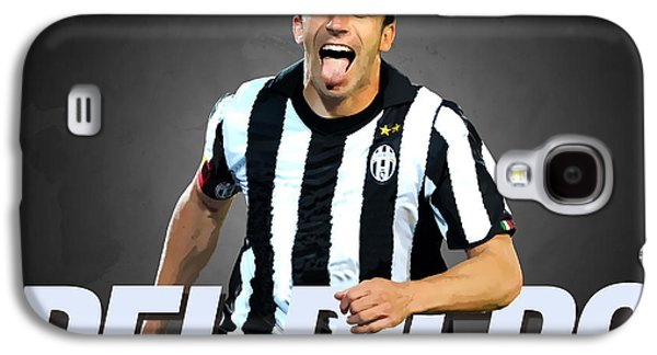Del Piero Galaxy S4 Case by Semih Yurdabak