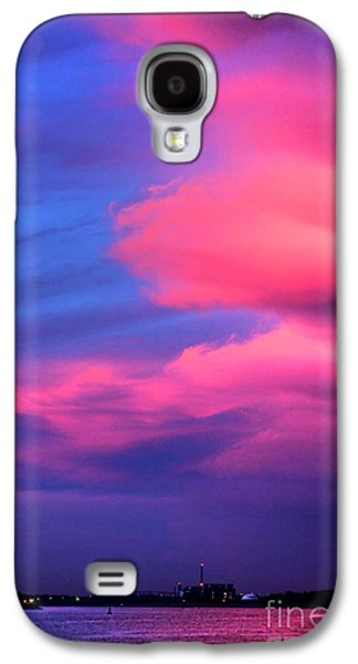 Delaware River Spectacular  Galaxy S4 Case by Olivier Le Queinec