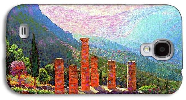 Delphi Magic Galaxy S4 Case by Jane Small