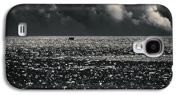 Ocean Of Emptiness Galaxy S4 Cases - Delusion Galaxy S4 Case by Taylan Soyturk