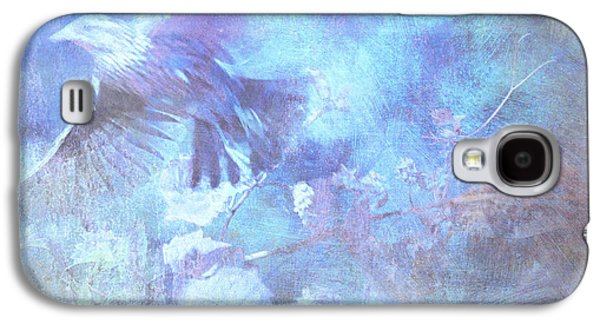 Abstract Nature Galaxy S4 Cases - Departure of Sorrow Galaxy S4 Case by Will Jacoby Artwork