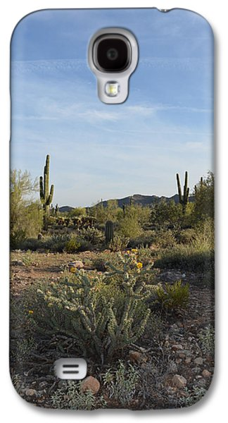 Botanical Galaxy S4 Cases - Desert Dream Galaxy S4 Case by Aimee L Maher Photography and Art