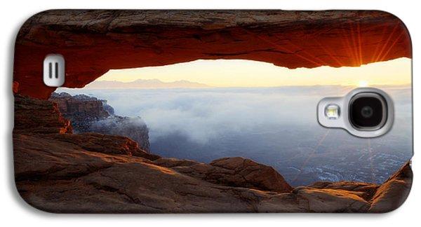 Desert Fog Galaxy S4 Case by Chad Dutson