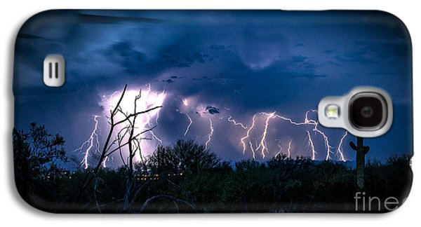 Desert Monsoon Galaxy S4 Case by Jon Berghoff