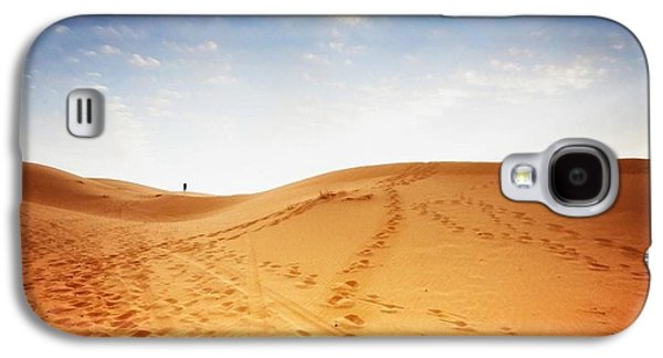 Recently Sold -  - Fantasy Photographs Galaxy S4 Cases - Desert of Wonder Galaxy S4 Case by Yassine Goudmi