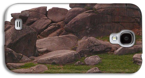 Devils Den Galaxy S4 Cases - Devils Den at Gettysburg Galaxy S4 Case by David Bearden