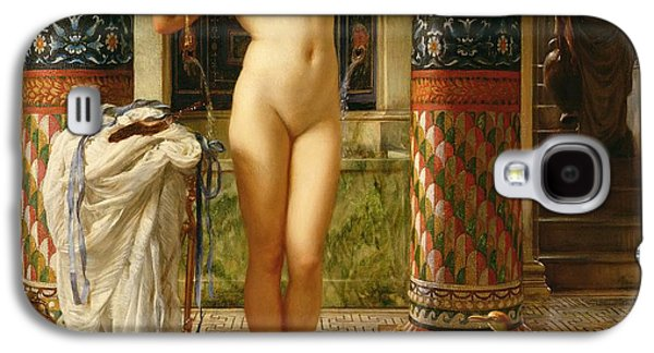 Diadumene Galaxy S4 Case by Sir Edward John Poynter