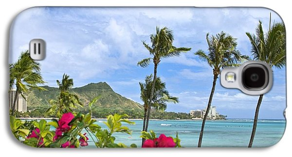 Printscapes - Galaxy S4 Cases - Diamond Head Scene Galaxy S4 Case by Tomas del Amo - Printscapes