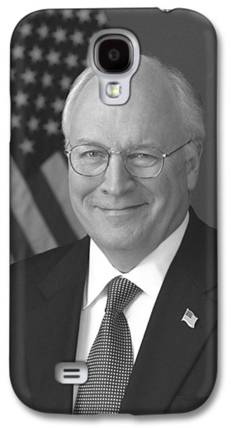 Dick Cheney Galaxy S4 Case by War Is Hell Store