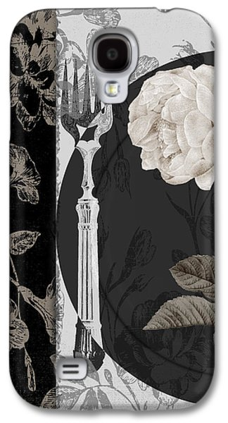 Dinner Conversation I Galaxy S4 Case by Mindy Sommers