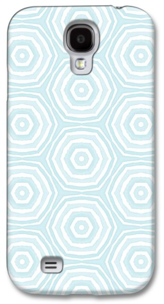 Dip In The Pool -  Pattern Art By Linda Woods Galaxy S4 Case by Linda Woods