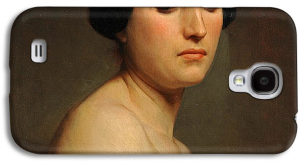 Disdain Galaxy S4 Case by William-Adolphe Bouguereau