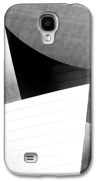 Metal Sheet Galaxy S4 Cases - Disney Concert Hall California 21 Galaxy S4 Case by Micah May