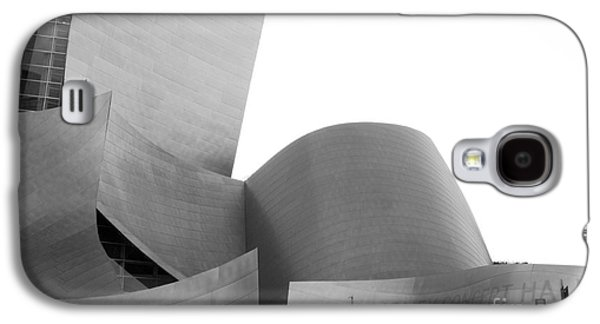 Metal Sheet Galaxy S4 Cases - Disney Concert Hall California 22 Galaxy S4 Case by Micah May
