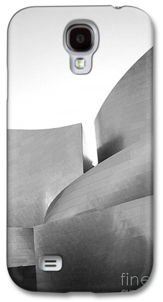 Metal Sheet Galaxy S4 Cases - Disney Concert Hall California 23 Galaxy S4 Case by Micah May