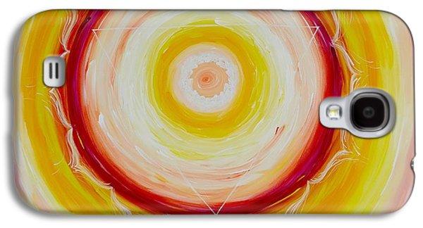 Divine Mother Presence  Galaxy S4 Case by Victoria Tara