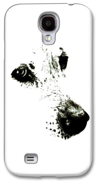 Dog Face Galaxy S4 Case by Frank Tschakert