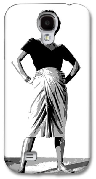 Dorothy Jean Dandridge Galaxy S4 Case by Charles Shoup