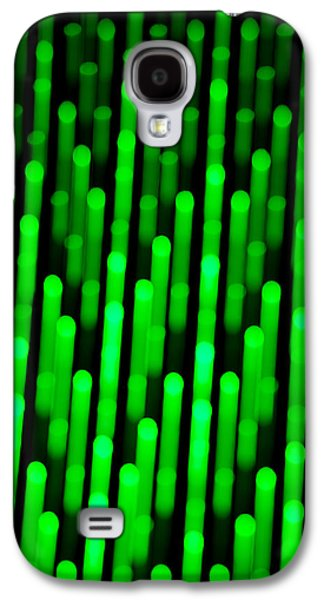 Dot Matrix Galaxy S4 Case by Az Jackson