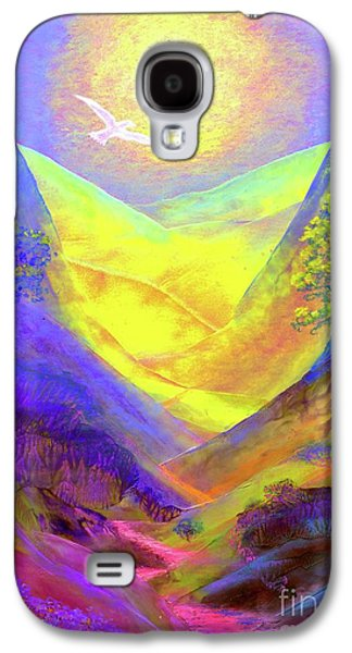 Dove Valley Galaxy S4 Case by Jane Small