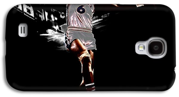 Dr. J Galaxy S4 Cases - Dr J Slam Galaxy S4 Case by Brian Reaves
