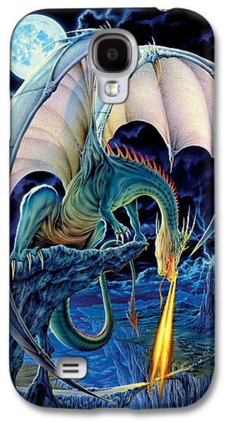 Fantasy Galaxy S4 Cases - Dragon Causeway Galaxy S4 Case by The Dragon Chronicles - Robin Ko