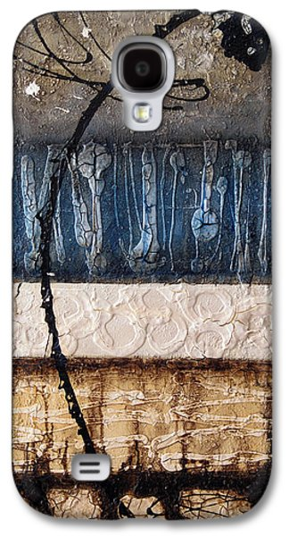 Abstracted Reliefs Galaxy S4 Cases - Dragonfly 2 Galaxy S4 Case by Jill English