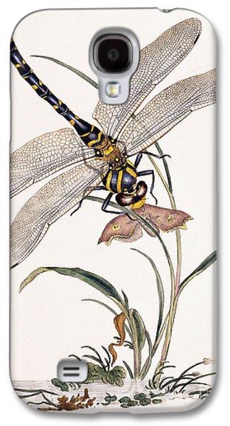 Dragonfly Galaxy S4 Case by Edward Donovan