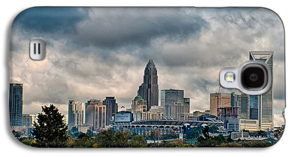 Dramatic Sky And Clouds Over Charlotte North Carolina Galaxy S4 Case by Alexandr Grichenko