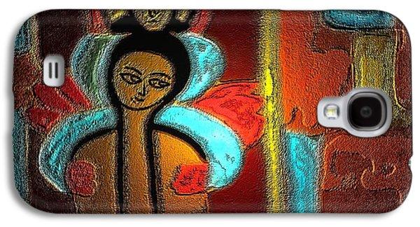 Dream - The Music Of Soul Galaxy S4 Case by Latha Gokuldas Panicker